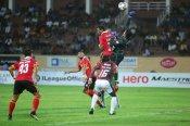 Hero I-League: 9-man Gokulam Kerala hold Quess East Bengal