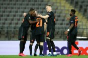 LASK 0-5 Manchester United: Red Devils all but through to quarter-finals