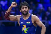 Bajrang Punia assured of seeding at Olympics, placed No. 2 in latest world rankings