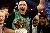 Tyson Fury's achievements make him comparable to Muhammad Ali, claims Ben Davison