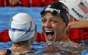 No pool, Kitchen counter and a mat - Yuliya Efimova demonstrates her swimming workout