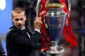 Coronavirus: UEFA chief Ceferin confident European season will be completed by August