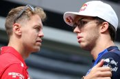 Vettel would be a 'big loss' for Formula One, says Gasly
