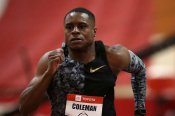 100M world champion Christian Coleman provisionally suspended over whereabouts failures
