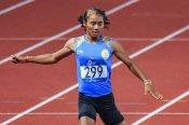 Sprinter Hima Das nominated for Khel Ratna award