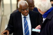 Former World Athletics president turns on son at corruption trial