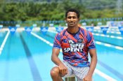 Exclusive: Sajan Prakash India's ace swimmer aims at attaining 'A' Qualification mark for Tokyo Olympics