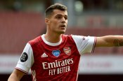 Xhaka thanks Arteta for second chance: 'I was very, very close to leaving'
