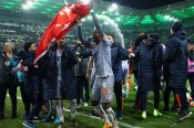 Istanbul Basaksehir end dominance of Galatasaray, Besiktas and Fenerbahce with first league title