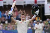 England vs Pakistan: Injured Ollie Pope ruled out for four months