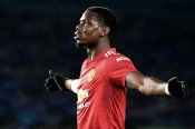 Brighton and Hove Albion 0-3 Manchester United: Pogba free-kick seals quarter-final spot