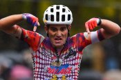 Giro d'Italia: Guerreiro climbs to victory on memorable day for Portugal