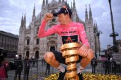 Giro d'Italia: Geoghegan Hart gets latest INEOS title in Grand Tour breakthrough