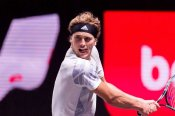 In-form Zverev fends off Millman in Cologne