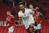 Manchester United 0-1 Arsenal: Aubameyang heaps misery on Solskjaer