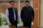Sports Minister Rijiju assures BAI all support to organise Yonex Sunrise India Open Superseries 2021