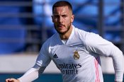 Hazard injured again as Real Madrid confirm thigh issue