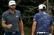 The Masters: Imperious Johnson storms to historic Augusta triumph