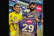 IPL 2020: MS Dhoni's hilarious response to Harsha Bhogle for the reason behind players taking his signed jerseys
