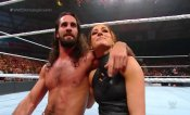 WWE Star Seth Rollins gives health update on pregnant fiancee Becky Lynch