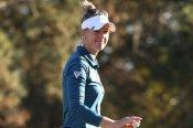 Olson makes hole-in-one, leads U.S. Women's Open