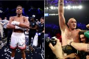 Less talk, more action! – Joshua denies claims he is scared to face Fury
