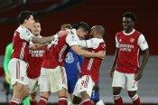 Arsenal 3-1 Chelsea: Jorginho penalty miss helps Arteta clinch vital win