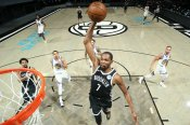 Nets star Durant 'scary' good in first competitive game since 2019 NBA Finals