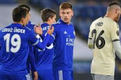 Leicester City 2-0 AEK Athens: Foxes secure top spot in Group G