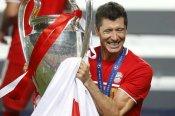 Robert Lewandowski named The Best FIFA Men's Player for 2020