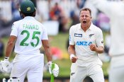 New Zealand vs Pakistan: Big-hearted Neil Wagner to miss 2nd Test