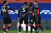 Crystal Palace 0-7 Liverpool: Rampant Reds hammer Eagles