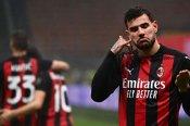 Milan 3-2 Lazio: Hernandez ensures Rossoneri end 2020 atop Serie A