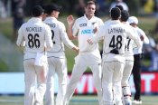 Tim Southee takes 300th Test wicket as New Zealand close in on victory against Pakistan