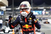 F1 2020: Verstappen snatches Abu Dhabi pole ahead of Mercedes duo