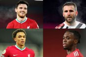 Liverpool vs Man United: Red Devils one full-back short of reaching the next level