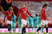 Fernandes: If I was in Van de Beek's position, I would not be happy