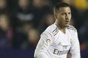 Eden Hazard's story at Real Madrid so far