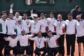 Volandri replaces Barazzutti as Italy's Davis Cup captain