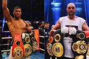 Joshua targets Wembley but vows to fight Fury 'wherever it is, whatever time it is'