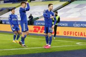 Leicester City 2-0 Chelsea: Foxes go top and pile more pressure on Lampard
