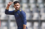 Tiwary suffers knee injury, to miss Bengal camp