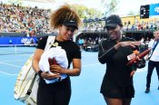 Serena and Rafa relish return to near normality in Adelaide as crowds return to tennis