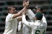 South Africa vs SL, 2nd Test Day 1: Nortje dismantles tourists before Elgar reaches milestone for Proteas