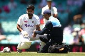India vs Australia: Rishabh Pant, Ravindra Jadeja taken for scans as injury worry mounts