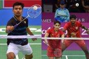 Thailand Open: Sameer, Satwik-Ponnappa sail into quarterfinals; Prannoy loses
