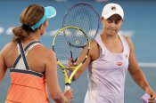 Barty suffers early exit in Adelaide as Gauff continues fine run