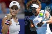 Ash Barty, Naomi Osaka advance in Australian Open tuneups in 3 sets
