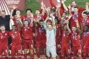 The Bayern juggernaut continues