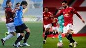 Bruno Fernandes: From unheralded Novara teenager to Man Utd star